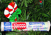 Necco, the original candy wafer