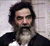 Photo: Saddam Hussein