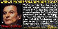 Tommy DeVito from Goodfellas