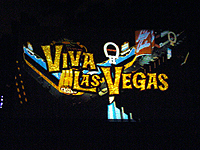 The title sequence of Viva Las Vegas. Ann-Margret is off camera, warming up those hips.